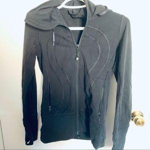 Lululemon Black Stride Jacket